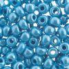 Czech Seedbeads 32/0 Opaque Light Blue/sfinx